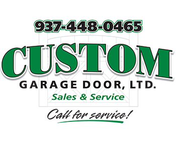 Custom Garage Doors, Ltd. Logo