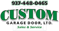 Custom Garage Doors, Ltd. Logo